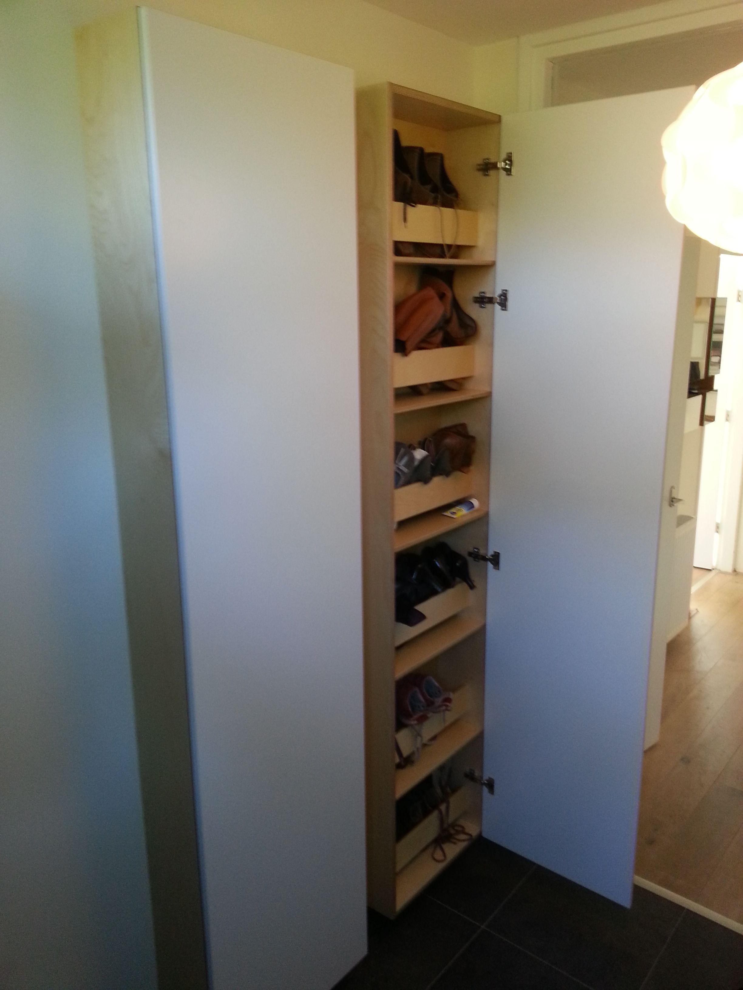 Schoenenkast Meubels Op Maat Gemaakt Shoeshelf Furniture
