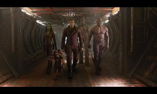 Movie review: Irreverent 'Guardians' freshens up the Marvel model