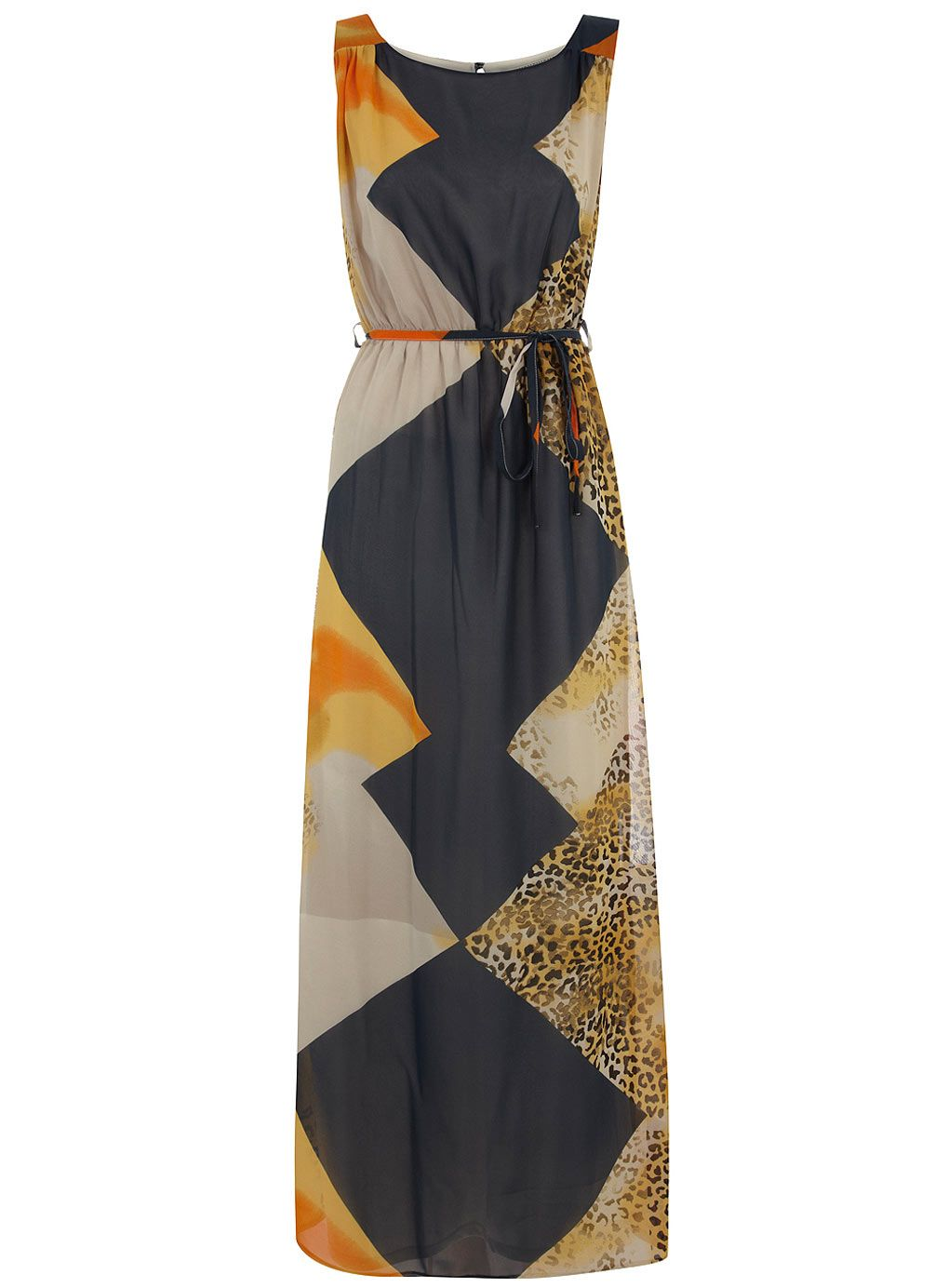Animal print geo toga maxi | Dorothy Perkins Price: £38.00 | Fashion ...
