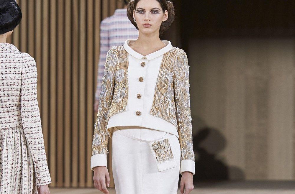 541f105a0cd O making-of da alta costura da maison Chanel - link com vídeo Etiquetas