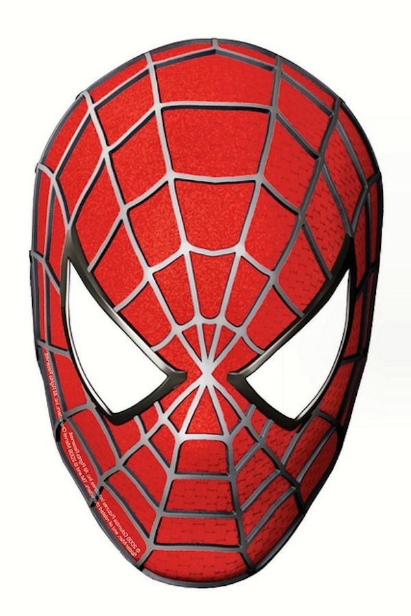 spiderman mask template best business template 600x899 jpeg rh pinterest com Spider-Man Face Clip Art Labels Spider-Man Logo