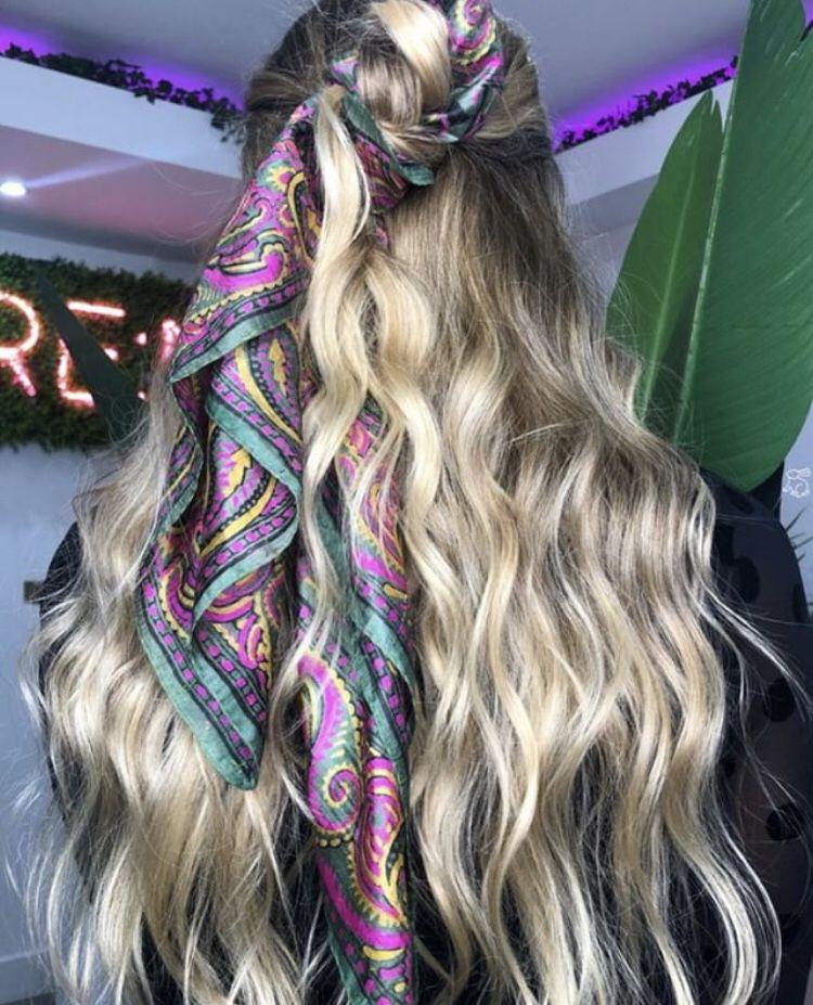 Long Blonde Balayage Styling Blonde Balayage Hair Styles Hair Studio