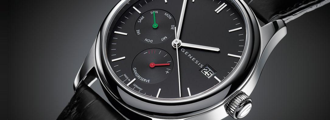 Genesis 1 Der Ursprung Der Genesis Uhren Uhrenmarken Uhren Uhr
