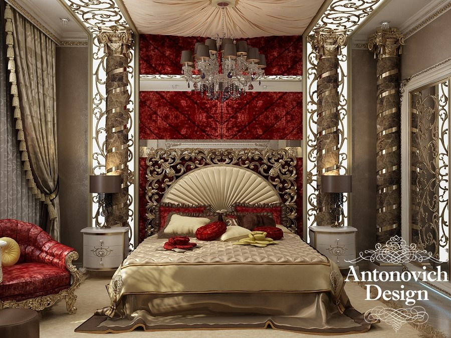 Best Antonovich Design Bestinteriordesigners Luxurious 400 x 300