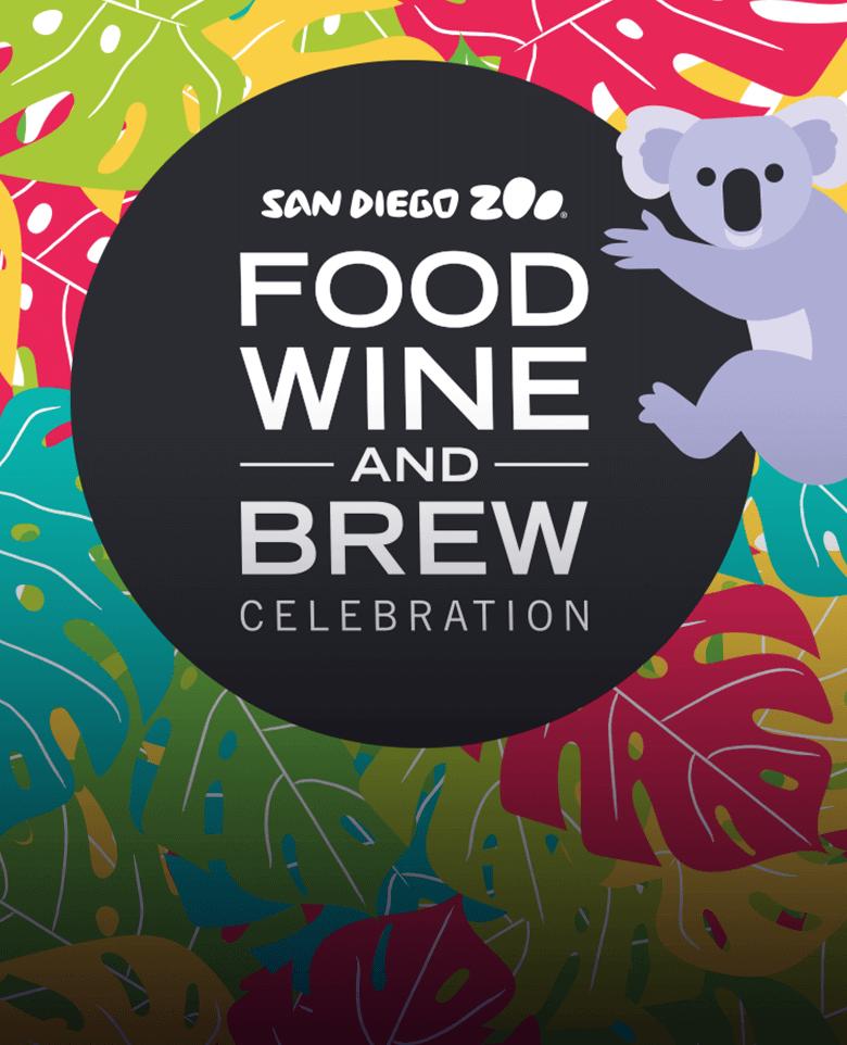 San Diego Zoo Food Wine And Brew Celebration Visit San Diego San Diego Zoo San Diego Vacation