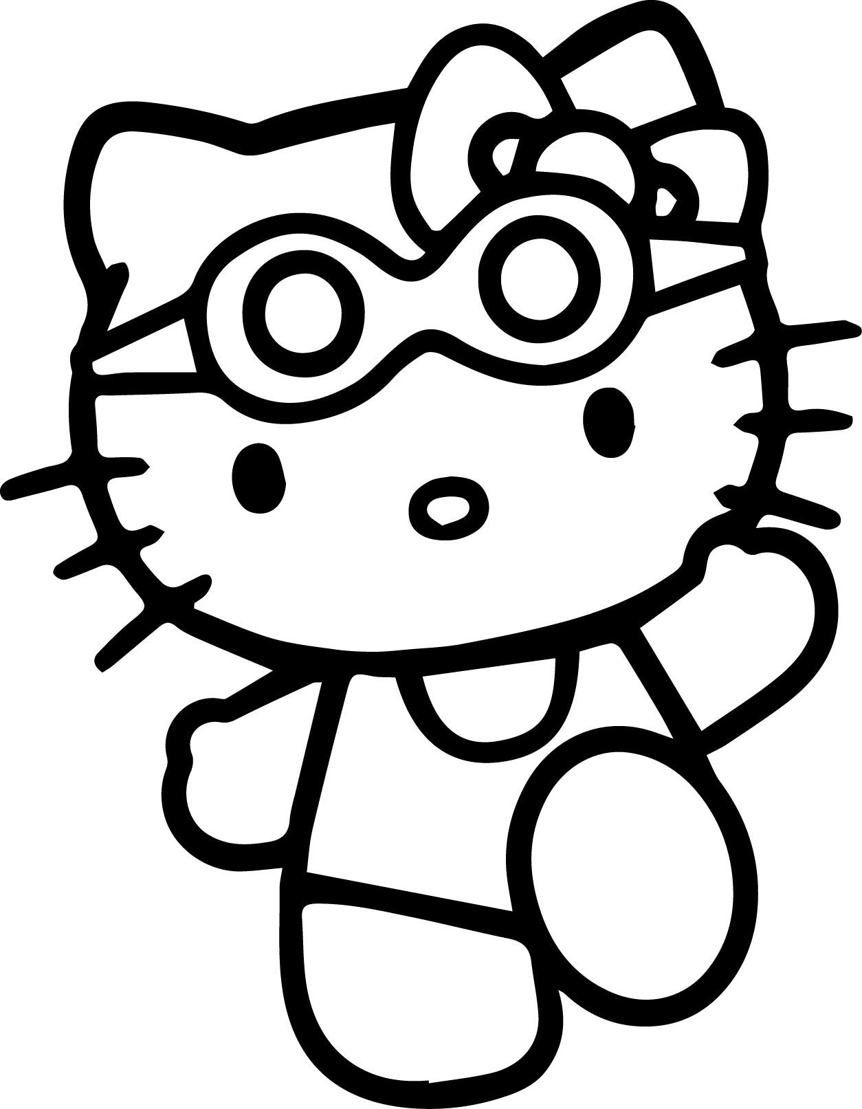 Cool Hello Kitty Beach Coloring Page Kitty Coloring Hello Kitty Coloring Hello Kitty Colouring Pages