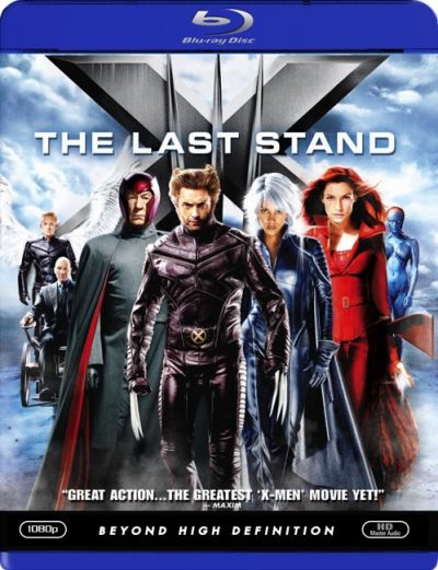 X-Men: The Last Stand (2006) BluRay 720p