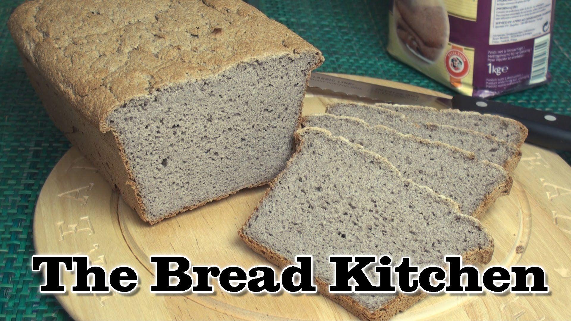 Gluten Free Buckwheat Loaf Recipe In The Bread Kitchen With Images Buckwheat Bread Gluten Free Recipes Bread Gluten Free Buckwheat Bread