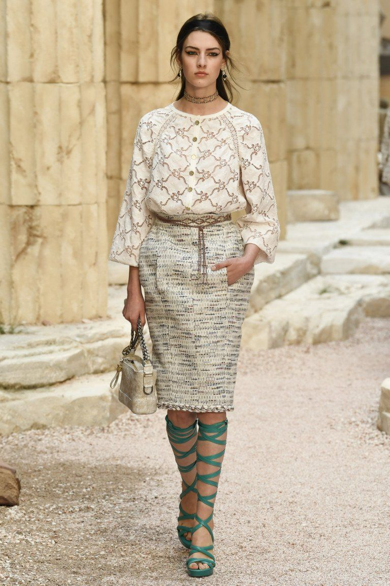 Chanel resorts spring summer and spring
