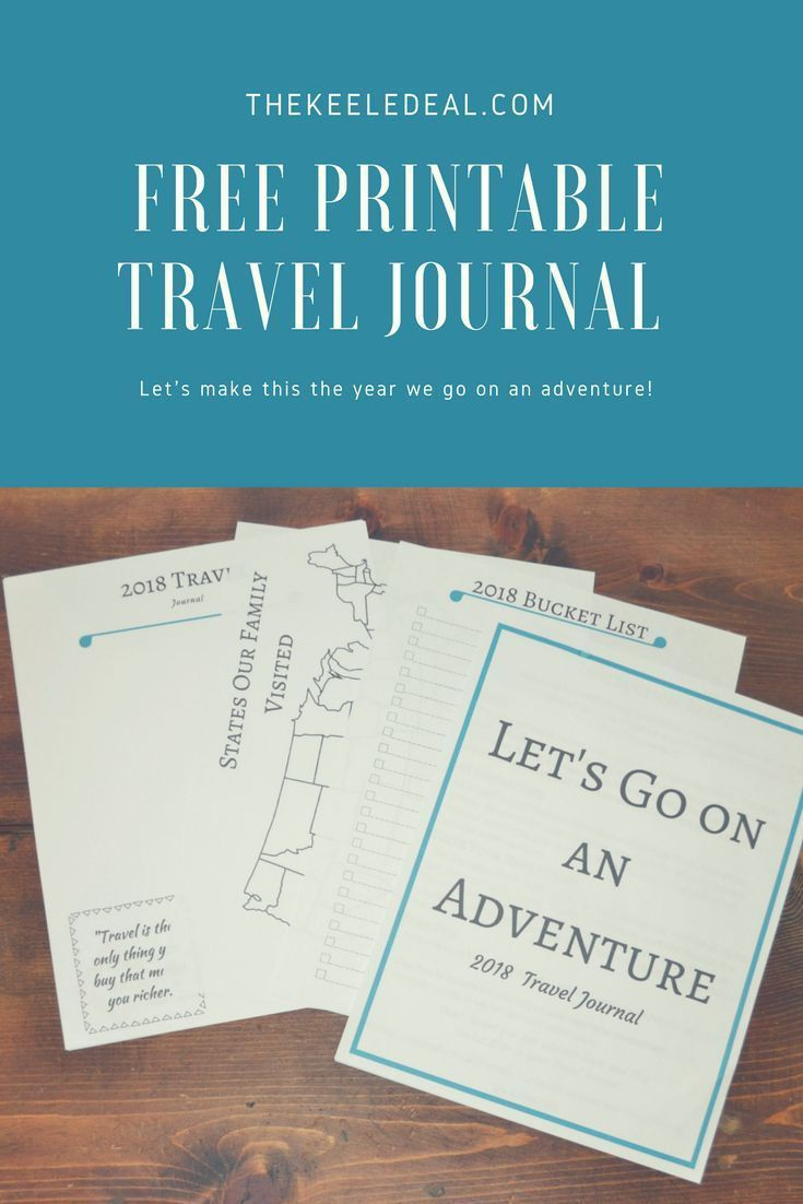 The Ultimate Elementary Family Travel Journal   Child help, Road ...