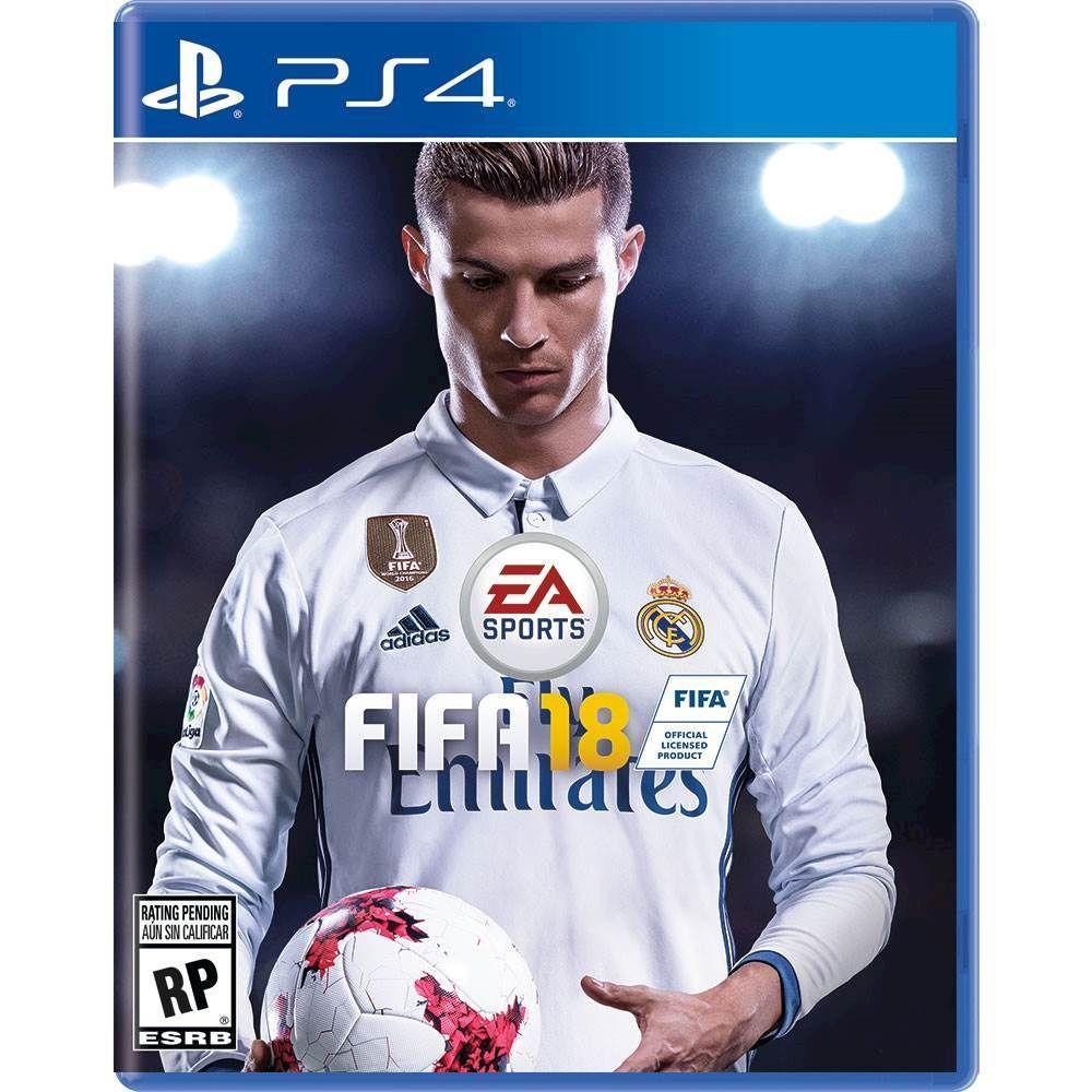 Ea Sports Fifa 18 Playstation 4 Pinterest Consolas Juego Y