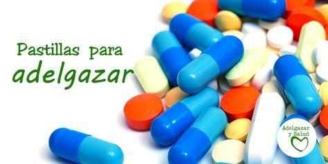 las pastillas para adelgazar más populares
