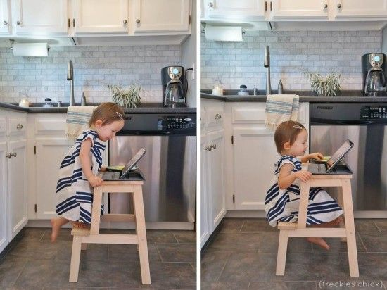 5 fun ways to use the BEKVAM step stool for kids & 5 fun ways to use the BEKVAM step stool for kids | For the Home ... islam-shia.org