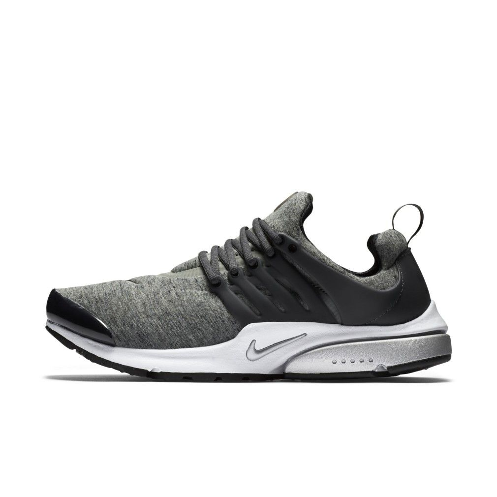 Nike Air Presto TP Tech Fleece QS Black And Grey