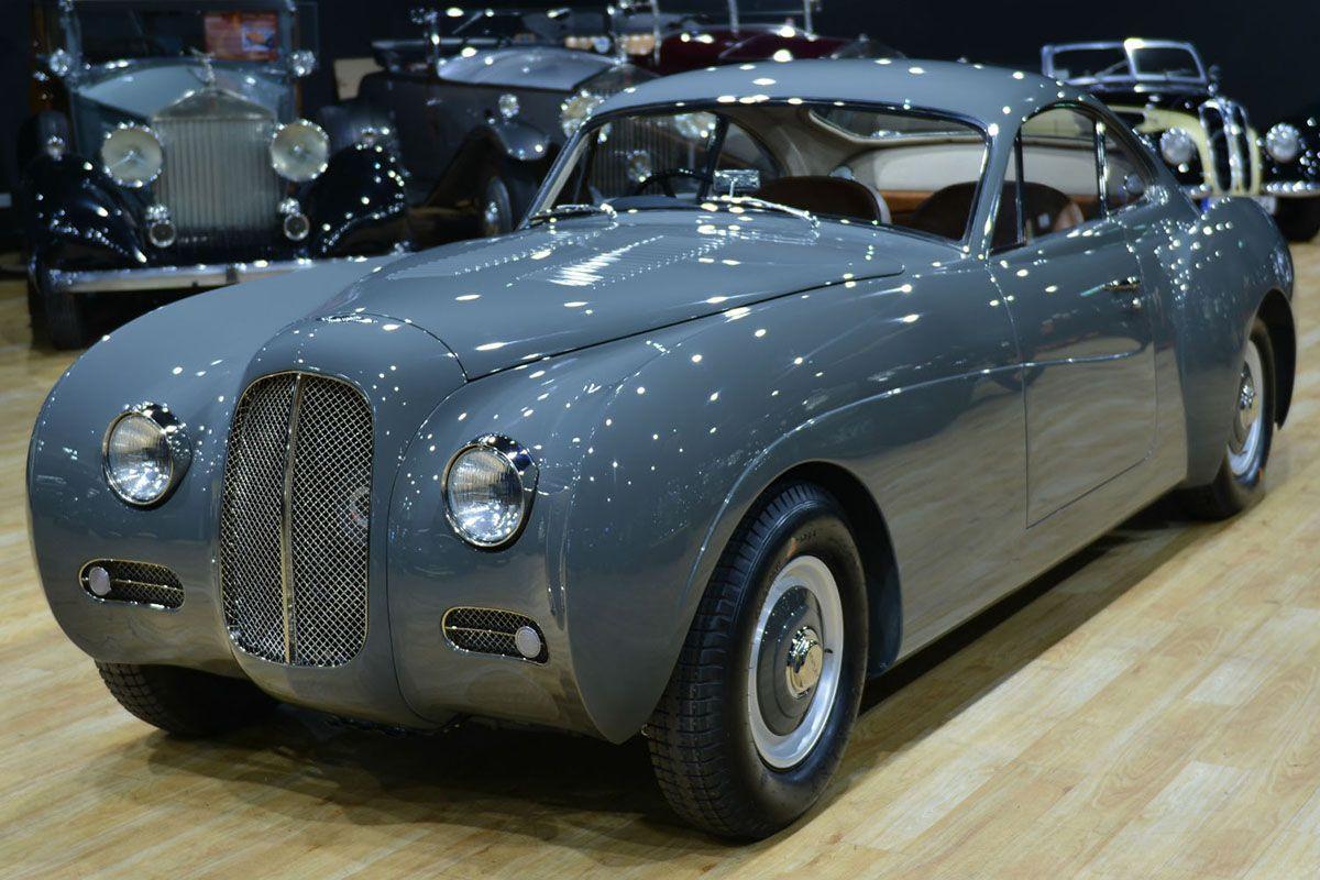 CARPORN 1953 Bentley La Sarthe R Type Fastback Bentley