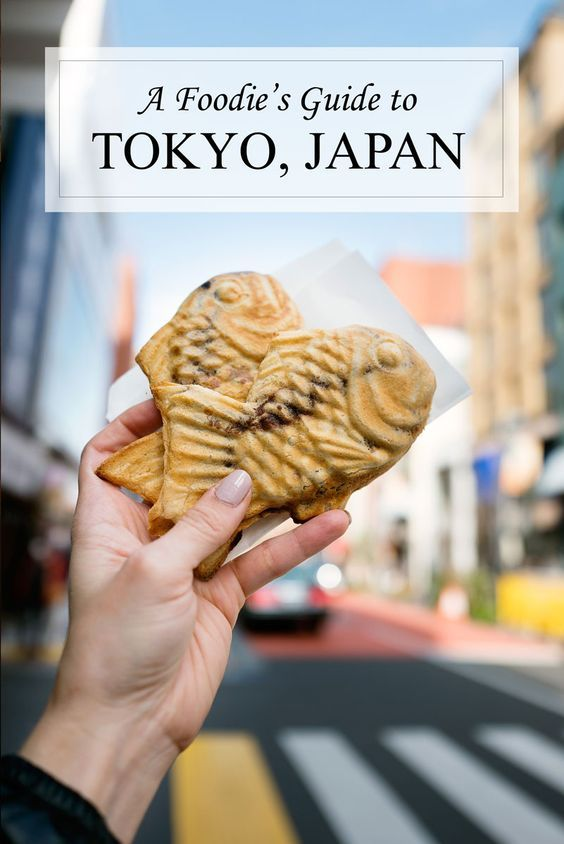 Photo of Tokyo Japan Best Food and Restaurant Guide