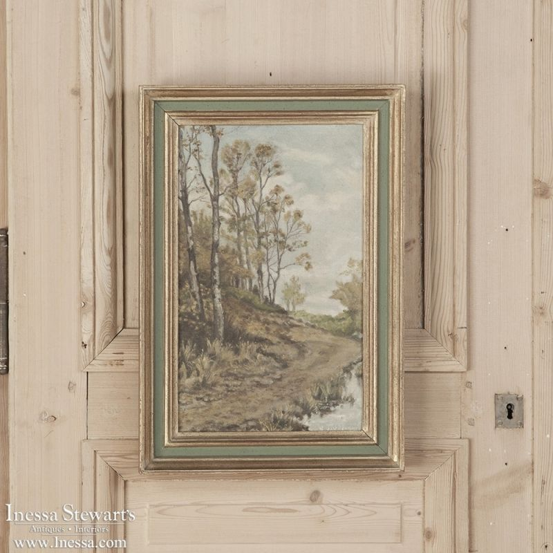Framed Oil Painting On Canvas | Canvases, Oil and Painting frames