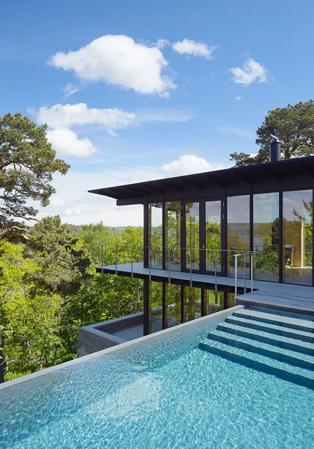 Beautiful Houses: a country retreat an architect designed for himself
