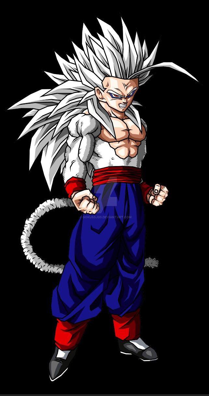Gohan Ssj5 Dibujos De Dragón Fondos De Pantalla Goku Y