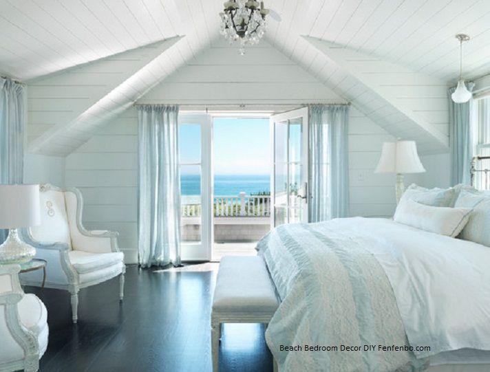 Beach Decor   Beach Bedroom Decor DIY Ideas on Budget ...