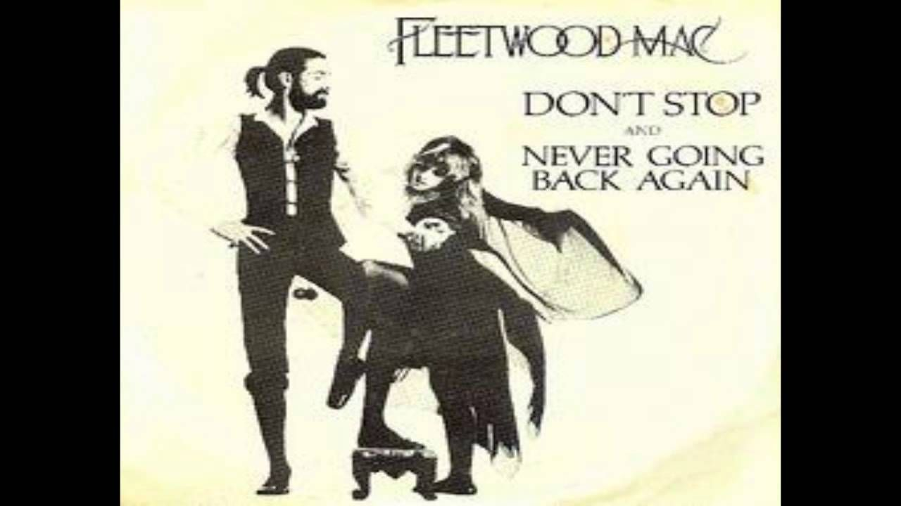 fleetwood mac rumours dont stop lyrics