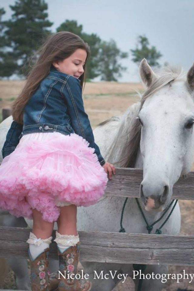every cowgirl needs a horse