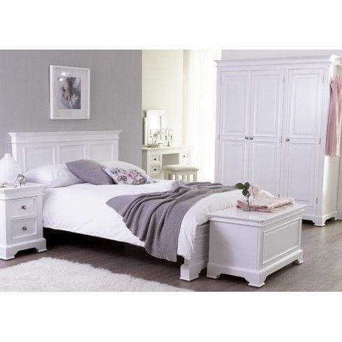 Banbury Elegance Painted Furniture Double Bed 4ft 6 Bedroom Ideas