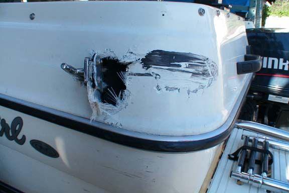 Rv Motor Home Boat Travel Trailer Repair See Pix C