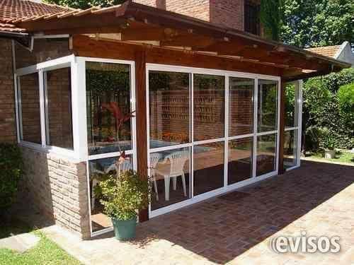 Aber alum aberturas de aluminio cerramientos jardines for Aberturas de aluminio en mendoza precios