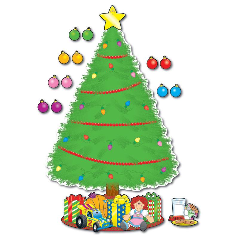 (2 St) Bb Set Big Christmas Tree.