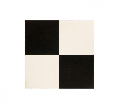 Dalle Pvc Auto Adhesive Damier Noir Blanc Inspirations