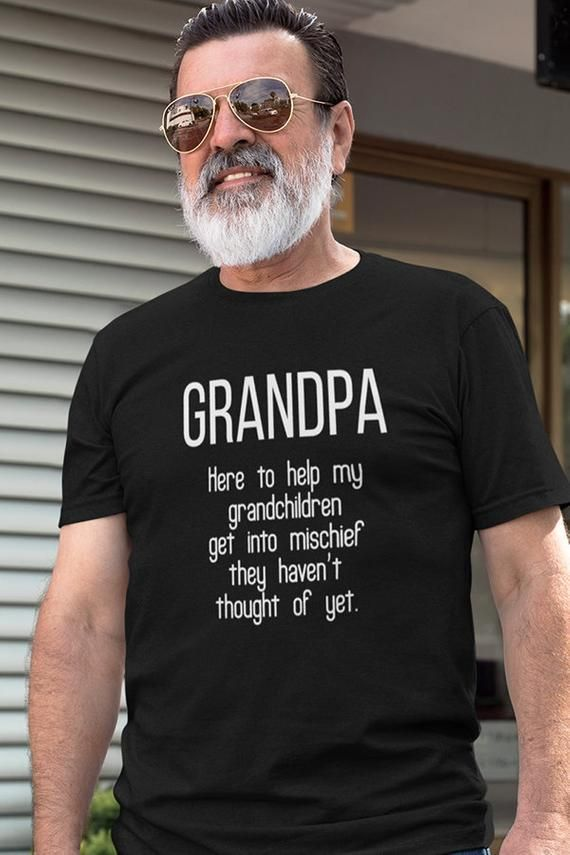 ced5c03a Funny Grandpa Shirt, Grandad Gifts, Grandfather Shirt, Fathers Day Grandpa  Tshirt, New Grandparent G