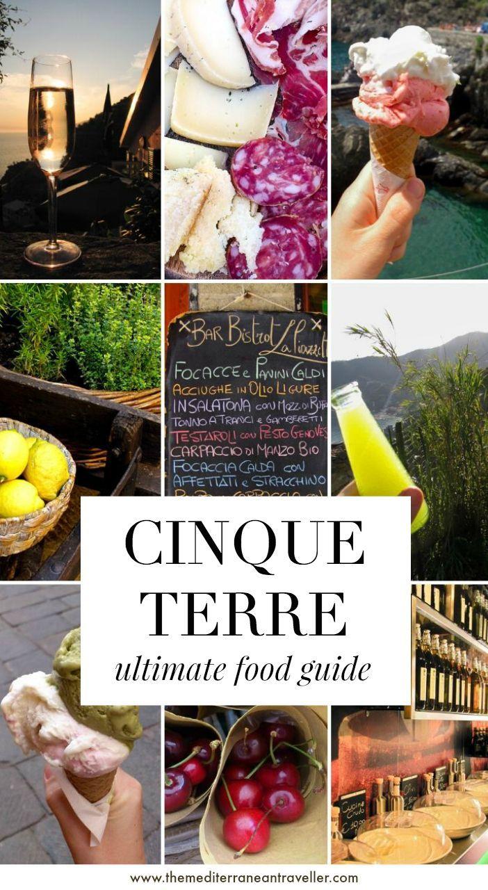 Photo of Cinque Terre – Food Guide
