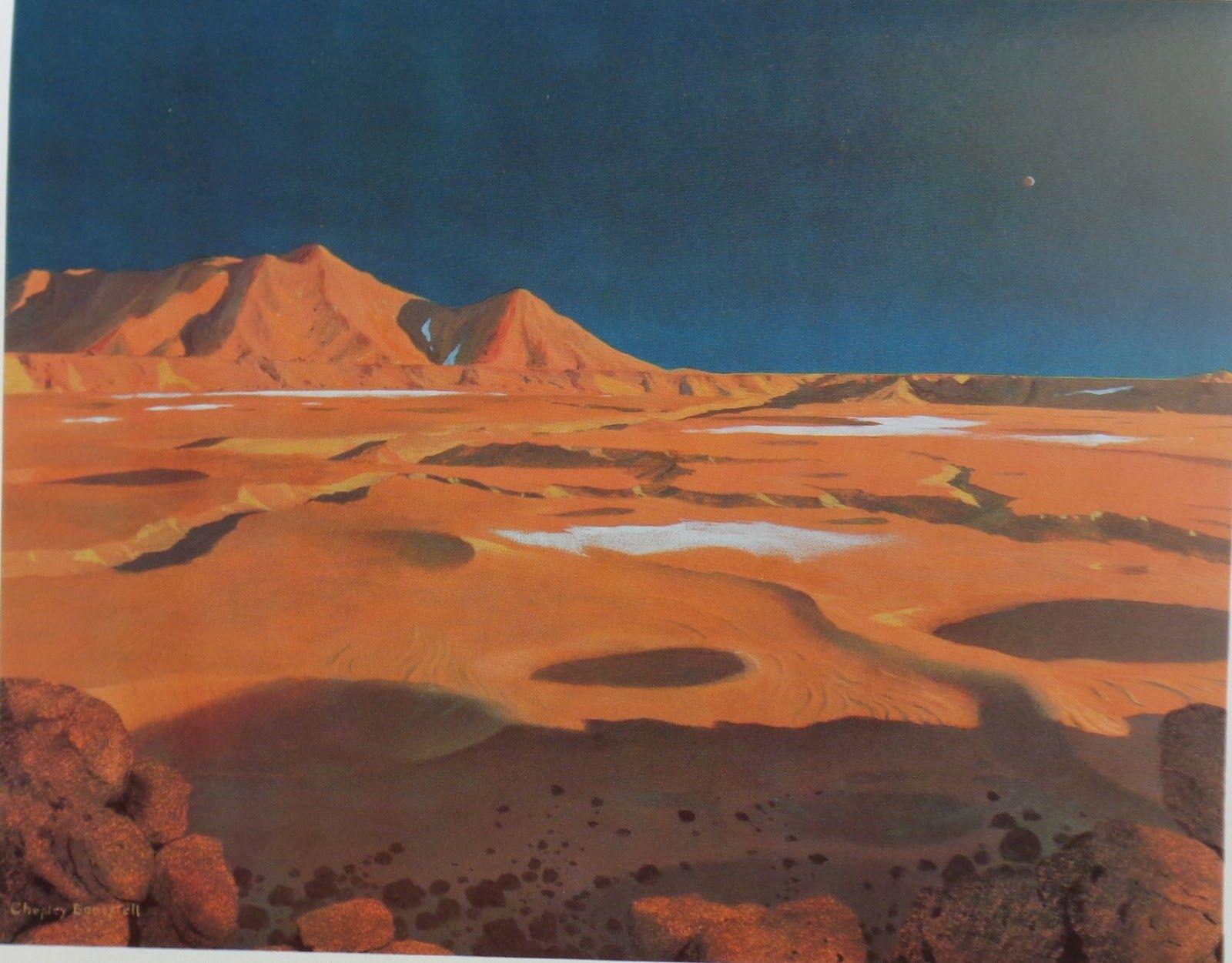 mars landscape materials - HD1600×1251