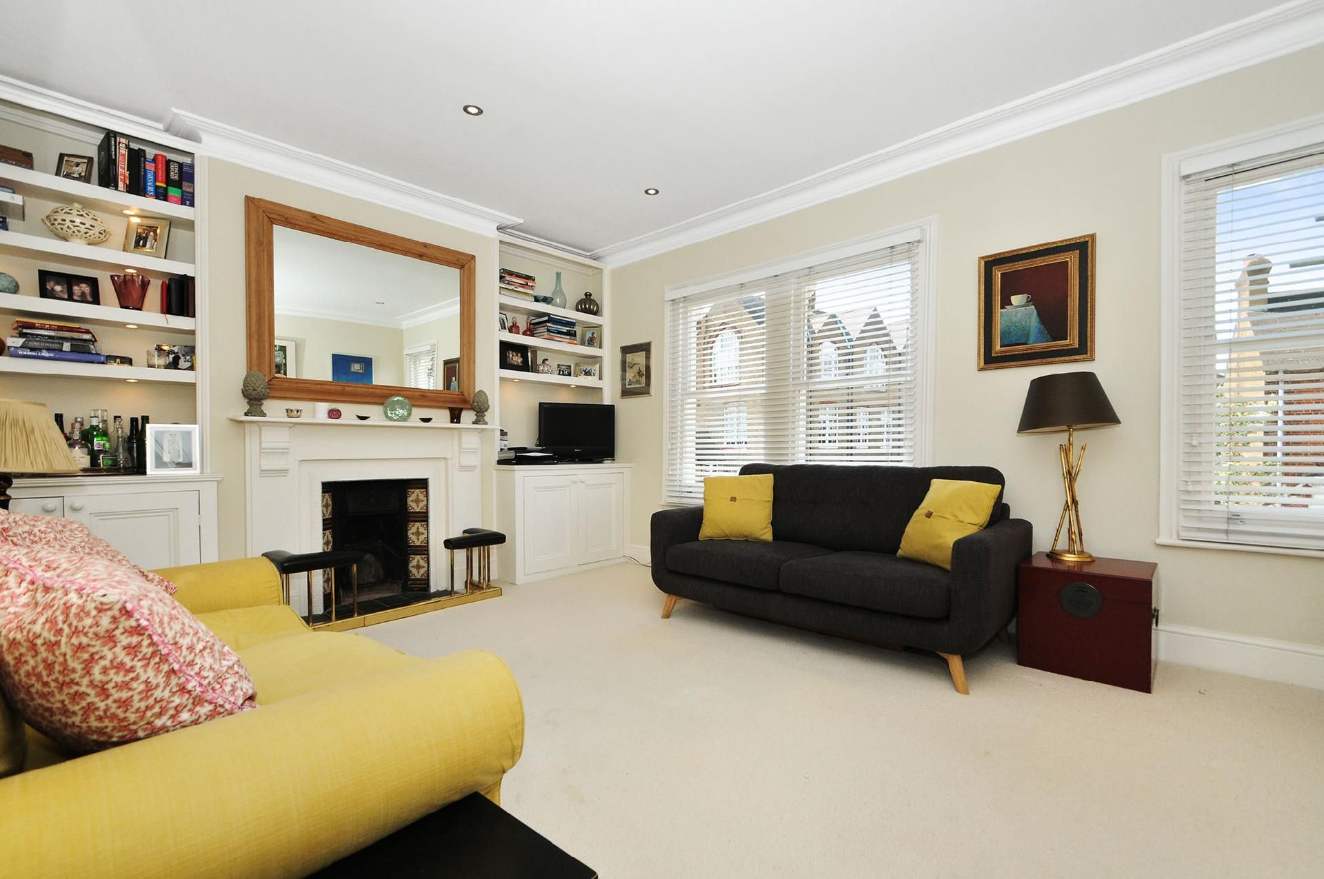 Interior design for double bedroom flat an immaculate two bedroom converted flat located on the top two