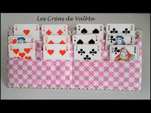 tuto couture support porte cartes jouer pour enfants personnes g es ou mobilit r duite. Black Bedroom Furniture Sets. Home Design Ideas
