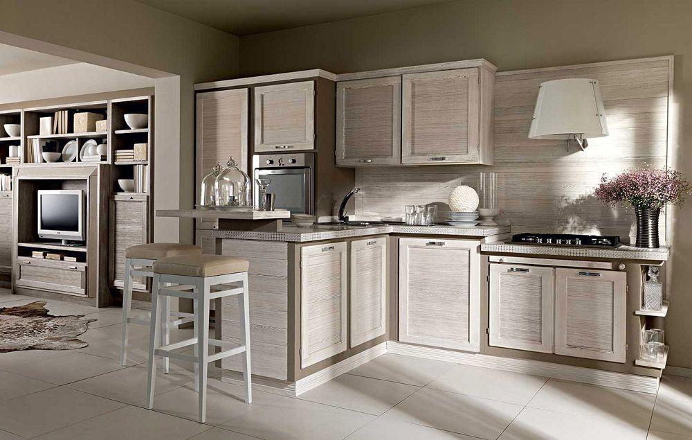 cucina muratura shabby chic - Cerca con Google | cucina | Pinterest ...