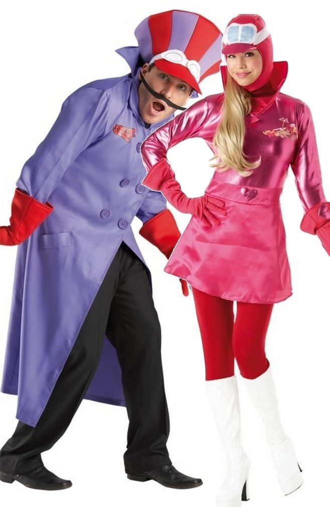 Couples Dick Dastardly U0026 Penelope Pitstop Fancy Dress Costume | Fancy Dress  Costume, Ladies Fancy Dress And Fancy Dress Outfits
