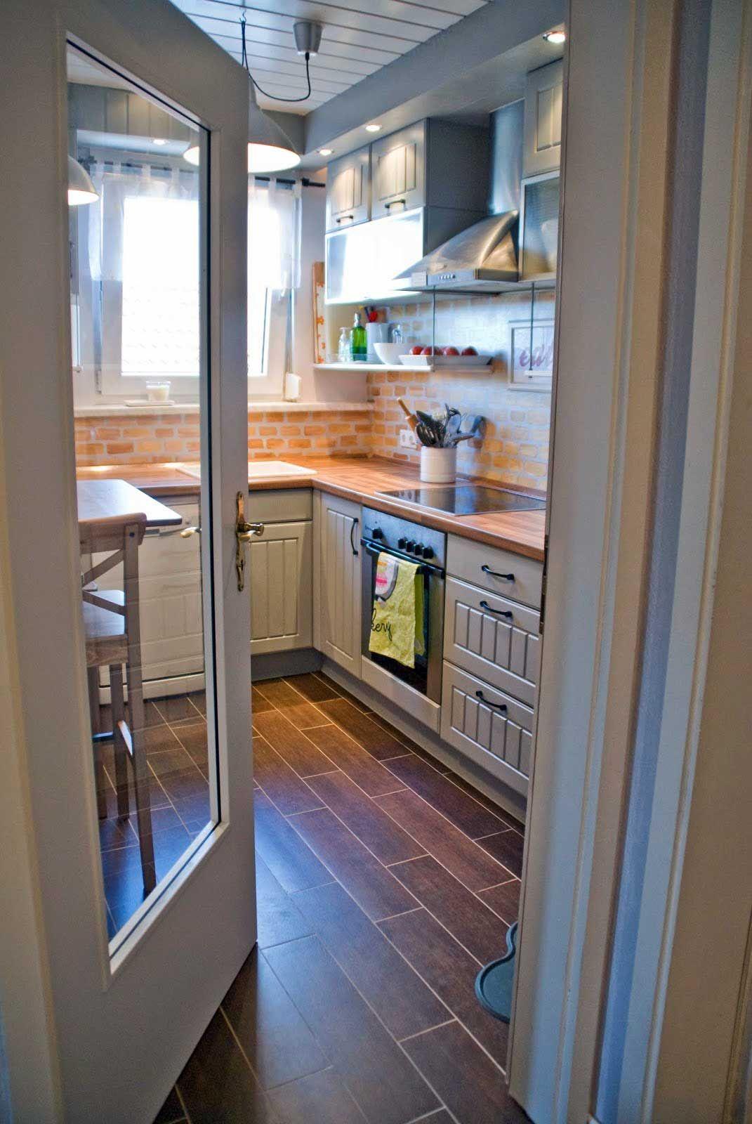 small closed kitchen design ideas