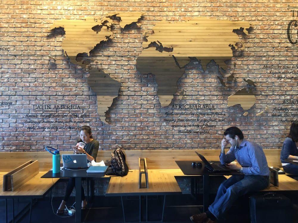 Photo of Starbucks - Irvine, CA, United States. The Coffee ... on starbucks the coffee belt map, starbucks store locator, wi-fi locations map, starbucks china map, starbucks global map, starbucks wikimedia commons map, starbucks globalization map, starbucks world map,