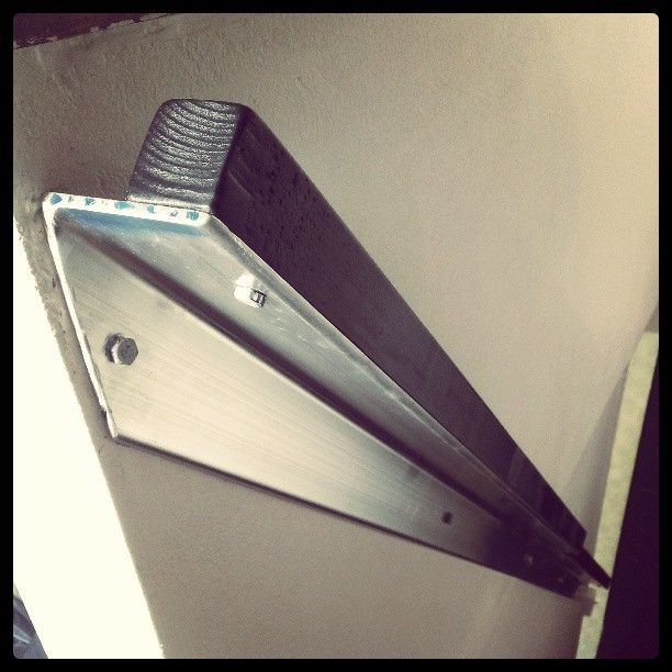 Best 3 Inch Aluminum Angle Iron With Wood For Handrail Door 640 x 480