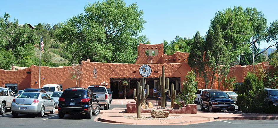 Garden of the Gods Trading Post Pikes Peak Attractions
