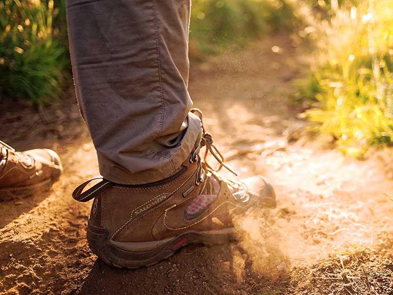 Cómo elegir tu calzado de montaña | AristaSur
