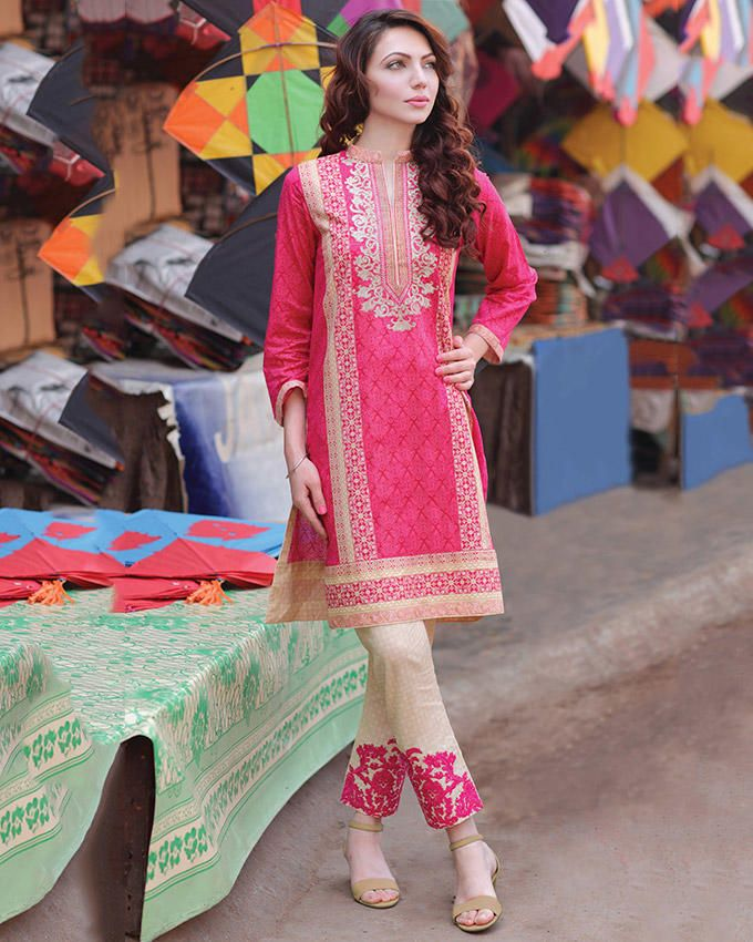 Spring/Summer collection for girl and women by pakistani best ...