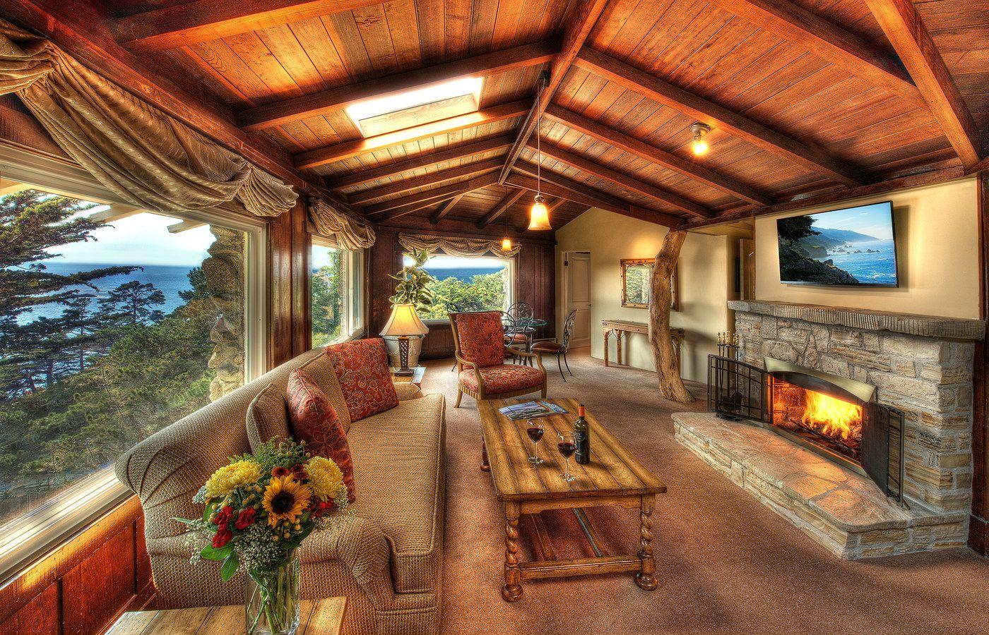 Big Sur Cottage Senator S Cottage Tickle Pink Inn Big Sur