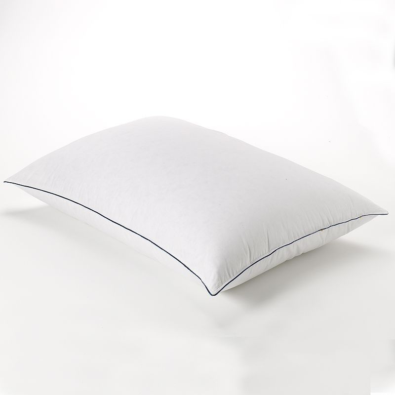 Pacific Coast Feather Down Pocket 300-Thread Count Feather & Down Pillow, White