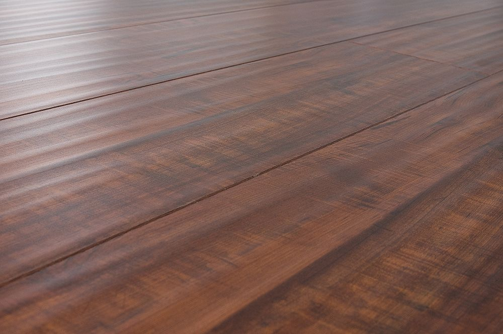 Types of laminate flooring hand scraped laminate for Hand scraped wood floors