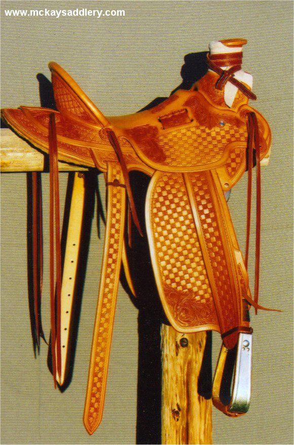 buckaroo saddles | ... Custom Saddlery the home of tried and true buckaroo saddles and gear
