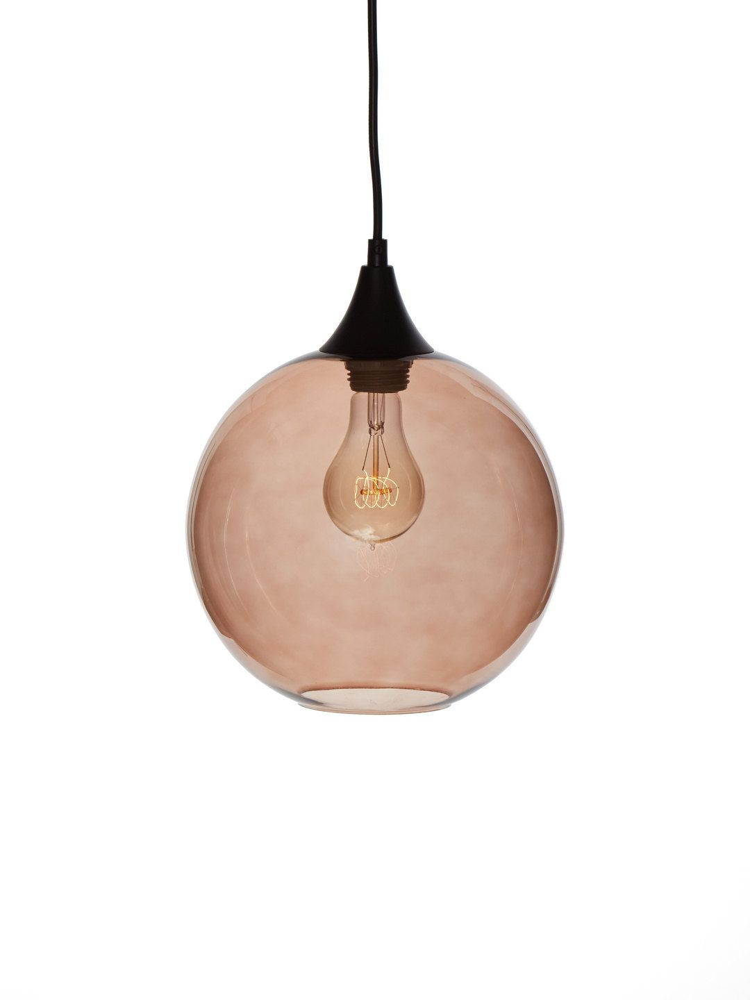 Bubble Pendant Lamp by stone & aster at Gilt | Beth living room ...