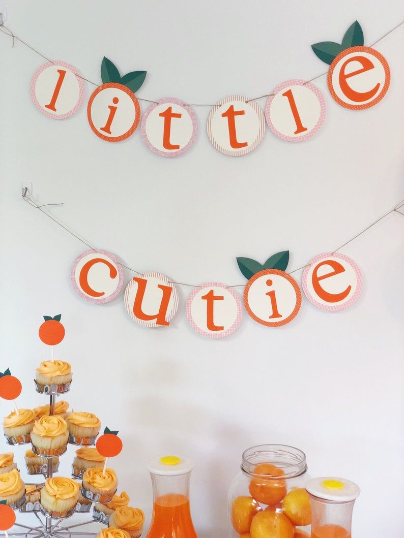 Baby Shower Banner Baby Shower Decor Baby Shower Sign